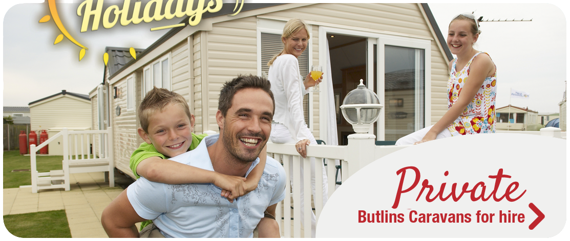 Butlins Caravan Breaks